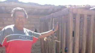 Mantienen enjaulado hace 8 años a un niño con problemas neurológicos en Salta