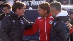Tras la ida de Heinze, Argentinos Juniors tiene nuevo entrenador