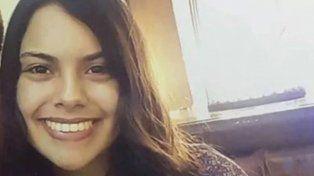 La autopsia confirmó que Anahí Benítez fue enterrada viva