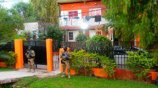 En la manzana 1. Allí vivía el Zurdo hasta el 10 de diciembre cuando fue detenido.