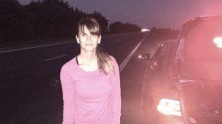 Se accidentó Amalia Granata en una ruta santafesina