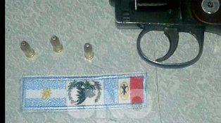 Arrestan a un adolescente que amenazaba a los tiros a los vecinos de Colastiné