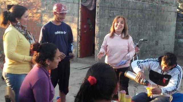 Luz Balbastro: Todos Juntos haremos una Santa Fe más digna e inclusiva