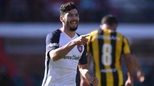 San Lorenzo goleó a Peñarol en su último amistoso