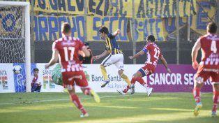 Unión volvió a perder con la Reserva de Rosario Central y quedó eliminado de la Copa Santa Fe