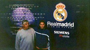Ganó un reality, se probó en Real Madrid y hoy maneja un camión