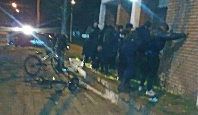 Violenta gresca en La Vuelta del Paraguayo tras una discusión futbolera