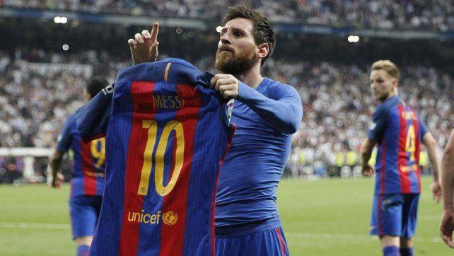 El nuevo reconocimiento que recibió Lionel Messi
