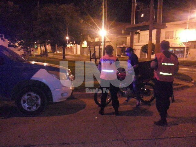 El intento de robo ocurrió en barrio Candioti