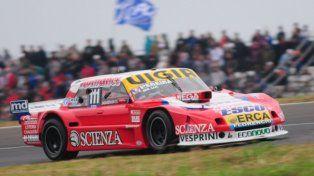 El Pato Silva se adueñó de la prueba por los 80 años del Turismo Carretera