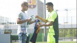 Barcelona enfrenta a Chapecoense en un amistoso muy particular