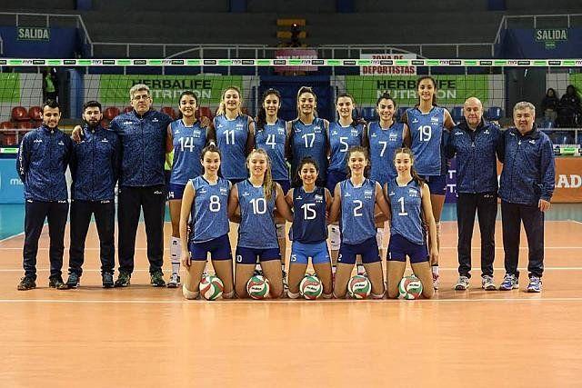 Las Panteritas fueron subcampeonas en el Final Four U18