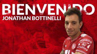 Bottinelli será presentado esta tarde