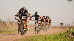 El rural bike tuvo su 8ª escala en Cañada Rosquín