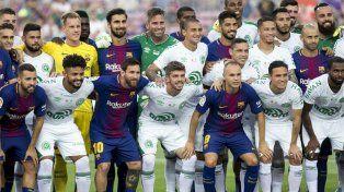 Barcelona-Chapecoense: los goles de un partido emotivo por la Copa Joan Gamper