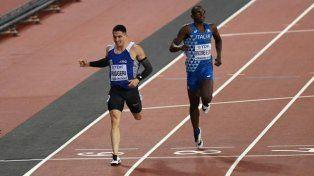 Mundial de Atletismo: Guillermo Ruggeri fue descalificado en la semifinal