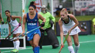 Las Leonas golearon a Uruguay y clasificaron a las semifinales de la Copa Panamericana