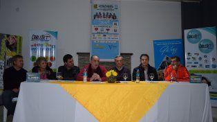 Se presentó Campus de Vóley en la ciudad de Gálvez
