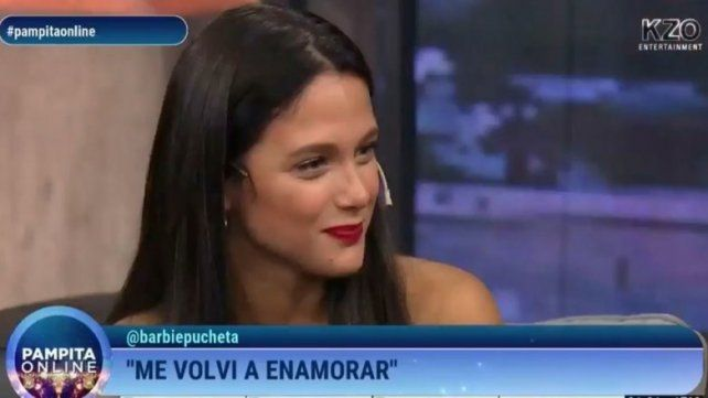 Barbie Vélez se confesó con Pampita: Volví a enamorarme