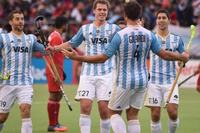 Los Leones cierran la fase de grupos de la Copa Panamericana ante Venezuela