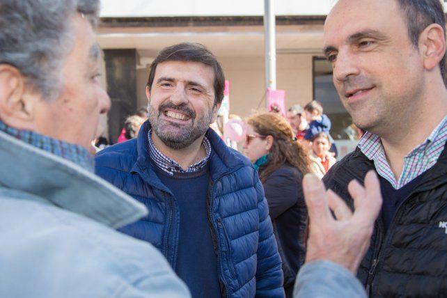 Carlos Pereira: Vamos a defender el proyecto de ciudad de José Corral