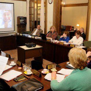 balague presento las politicas educativas de santa fe ante la academia nacional de educacion