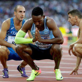 un virus afecto a 30 atletas en el mundial de atletismo de londres