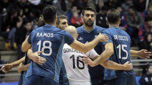Argentina venció a Perú y está en semifinales