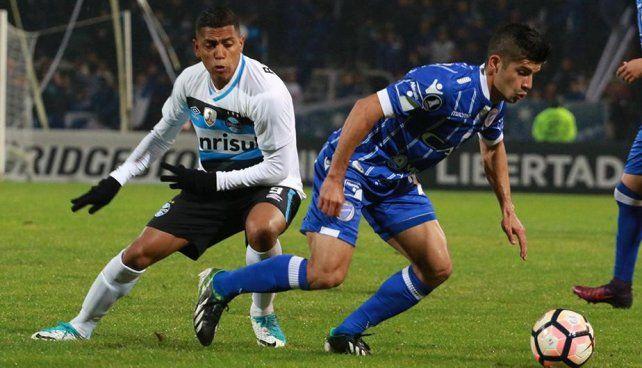Godoy Cruz quiere dar la sorpresa en Porto Alegre
