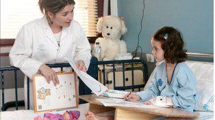 Buscan armar una biblioteca para el área oncológica del Hospital de Niños