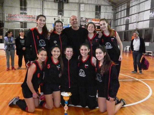Copa Provincial Sub 17: Central (SC) y Normal Nº 3 campeones