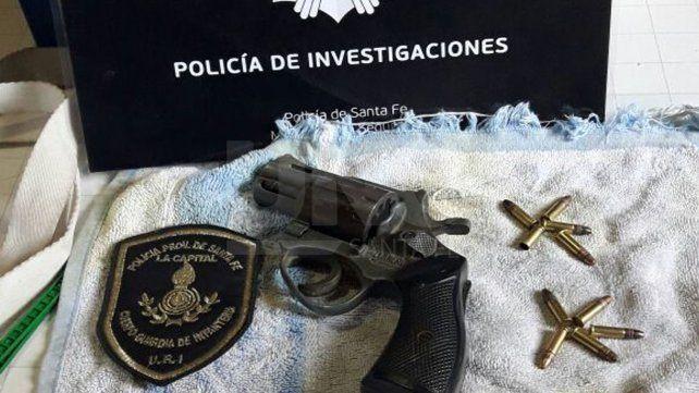 Armado hasta los dientes: hubo tres allanamientos con un detenido con armas y munición de guerra