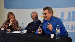 Rossi: Nunca vamos a votar leyes que perjudiquen a los trabajadores