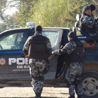 Esta mañana. La PDI departamental secuestró documentación para la causa.