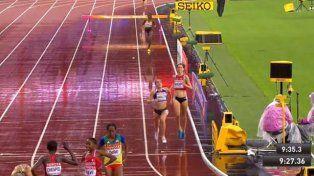 Belén Casetta se metió en la final con récord sudamericano