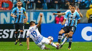 Copa Libertadores: Gremio no perdonó y eliminó a Godoy Cruz