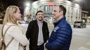 El Municipio continúa incorporando tecnología led a la red de alumbrado público