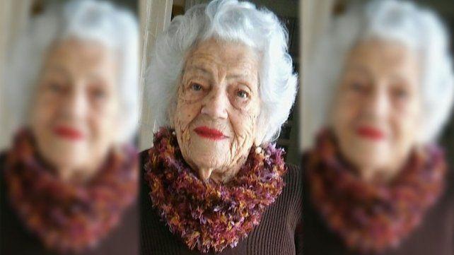 Una santafesina de 103 años denunció que la sacaron del padrón y no podrá votar