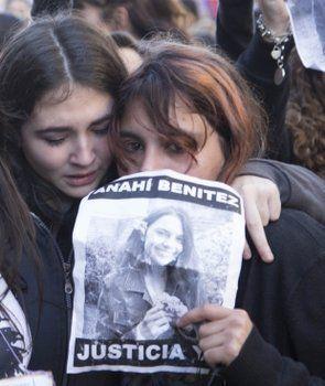 La autopsia descartó que Anahí haya sido enterrada viva