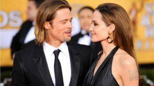 Brad Pitt y Angelina Jolie frenaron su proceso de divorcio