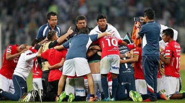 Jorge Wilstermann será el rival de River en los cuartos de final de la Copa Libertadores 2017