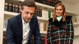 Diego Giuliano: Vamos a ir al Congreso sin fueros ni privilegios