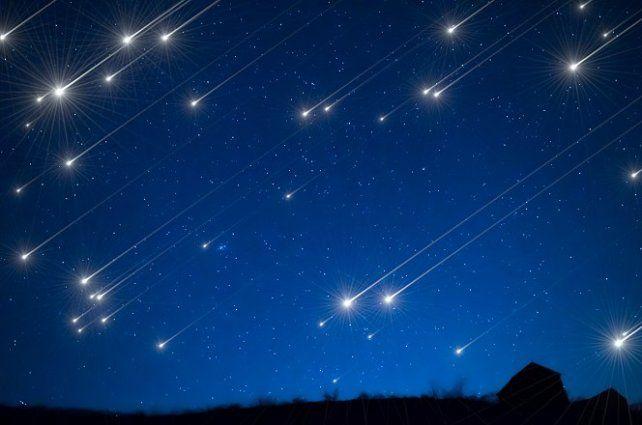 Perseidas, la lluvia de estrellas que se podrá ver por dos noches