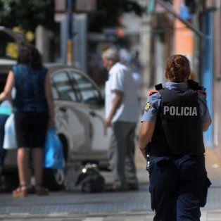 con una carta, en barrio barranquitas piden mas presencia policial