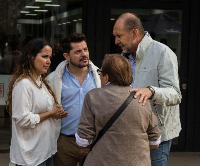 Fuerte apoyo del senador Perotti a la candidatura de Castelló