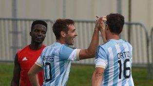 Los Leones están en la final de la Copa Panamericana
