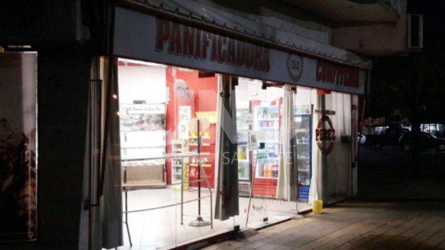 Sucursal de la panadería ubicada en Bulevar Pellegrini y 4 de Enero