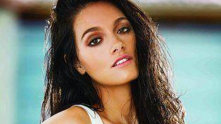 El topless de Oriana Sabatini en la arena