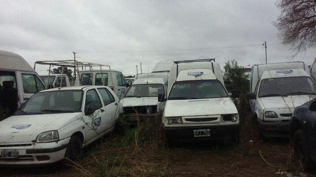 Assa pone a la venta 127 vehículos fuera de servicio