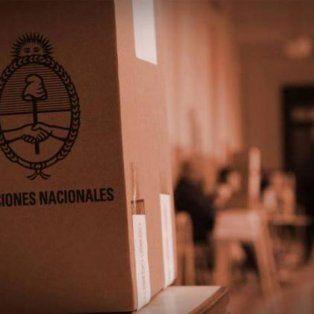mas de 4.000 presos podran votar el domingo en mesas habilitadas especialmente en penales de todo el pais